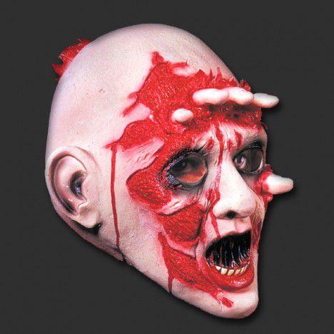 Mascara  Cabeça com Dedo Latex