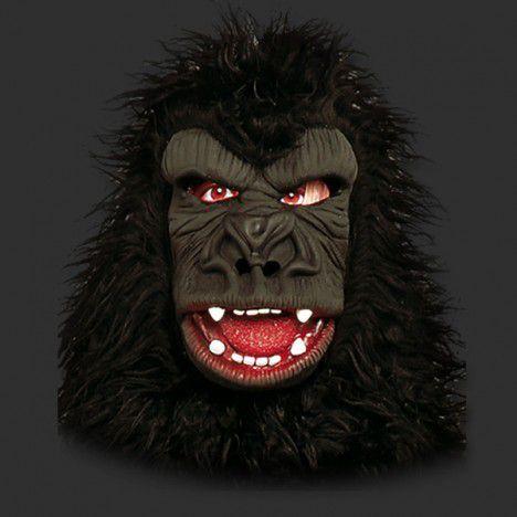 Máscara Gorila com Pelos Ref. 801