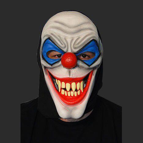 Mascara Palhaco Sorridente 10021