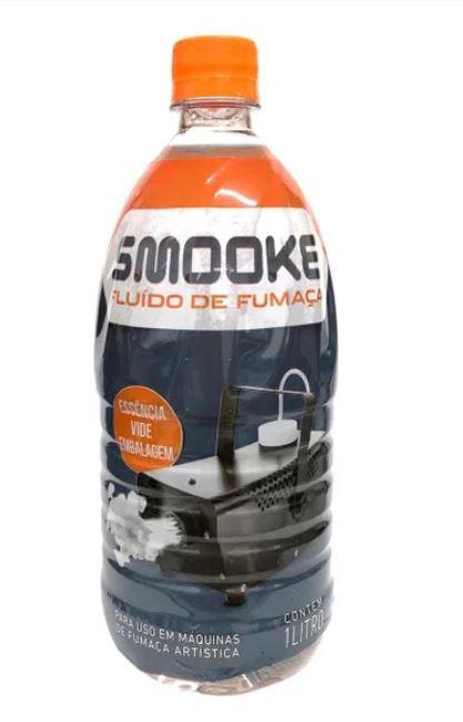 Fluido para máquina de Fumaça 1 Litro