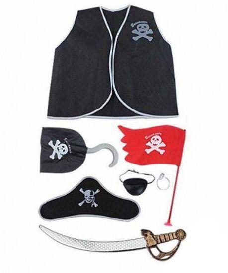 Kit Fantasia Pirata