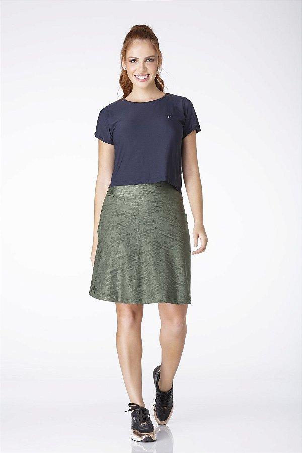 Shorts Saia Camuflado Poliamida UV+50 Epulari