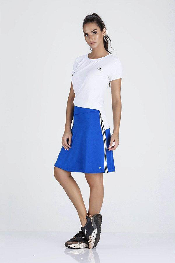 Shorts Saia Azul Royal Poliamida UV+50 Epulari
