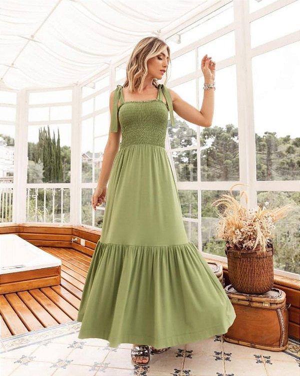 Vestido Malha Lastex - Lilás