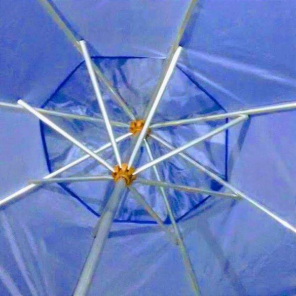 Ombrelones em Alumínio redondo / 2-40m diâmetro
