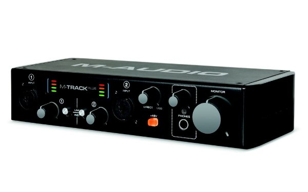 M-Audio M-Track Plus II