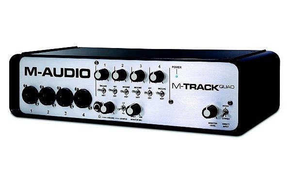 M-Audio M-Track Quad V2