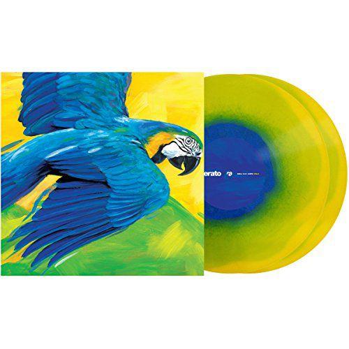 Serato Control Vinyl Brazil (par)