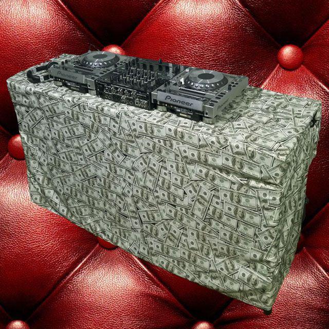 Capa Mesa Dj - Cover Million Dollars