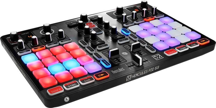 CONTROLADORA P32 DJ