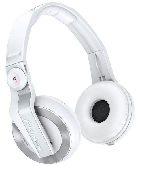 Fone de Ouvido Pionner HDJ 500 - W (Branco)