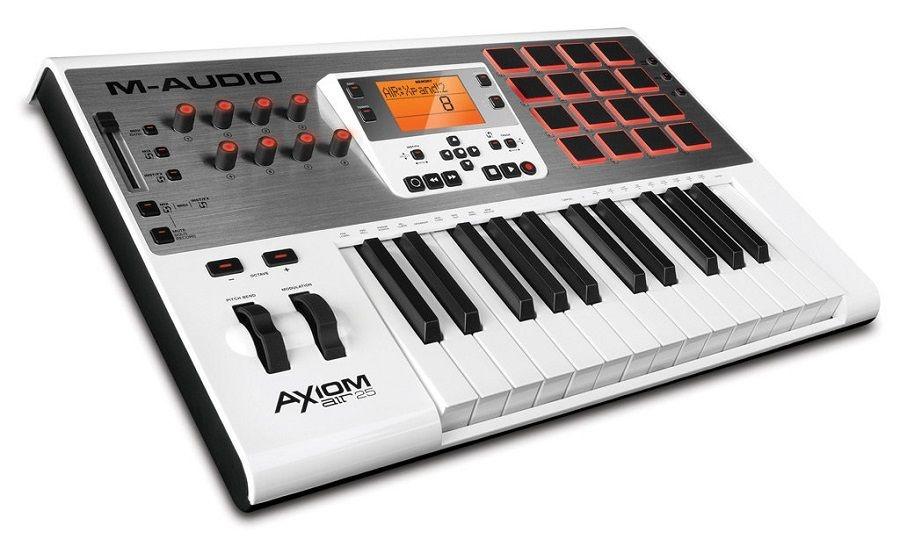 Axiom Air 25 M-Audio