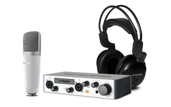 VOCAL STUDIO PRO II ( Kit para home studio )