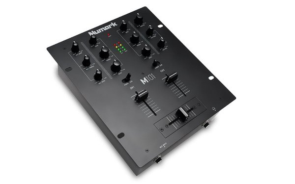 Mixer M101black com USB