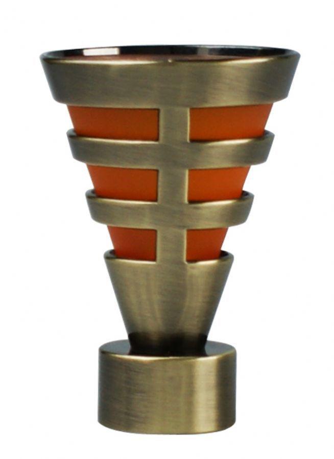 Ponteira Egito Ouro Velho -28mm