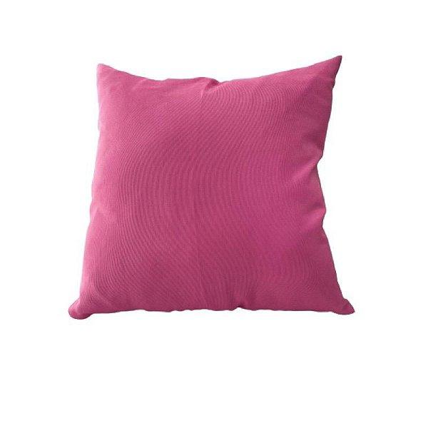 Capa de Almofada Rosa Pink 45x45cm