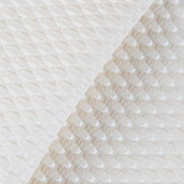 Sintético Courvim Para Estofado Ilheus -02 Creme Largura 1,40m - ILH-0