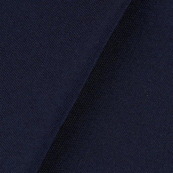 Tecido em Poliéster Riviera-08 Azul Largura 1,40m - RIV-08