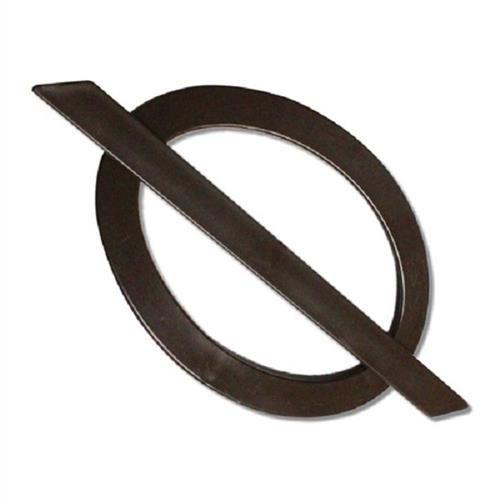 Abraçadeira Fivela Oval em PVC - Imbuia - FIVO-I