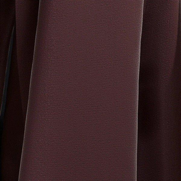 Tecido para Sofá e Estofado Veludo Inca 22 Vinho- Largura 1,40m - INC-22