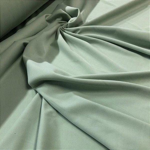 Tecido Helanca Verde Pastel 150x1,00m para Roupas