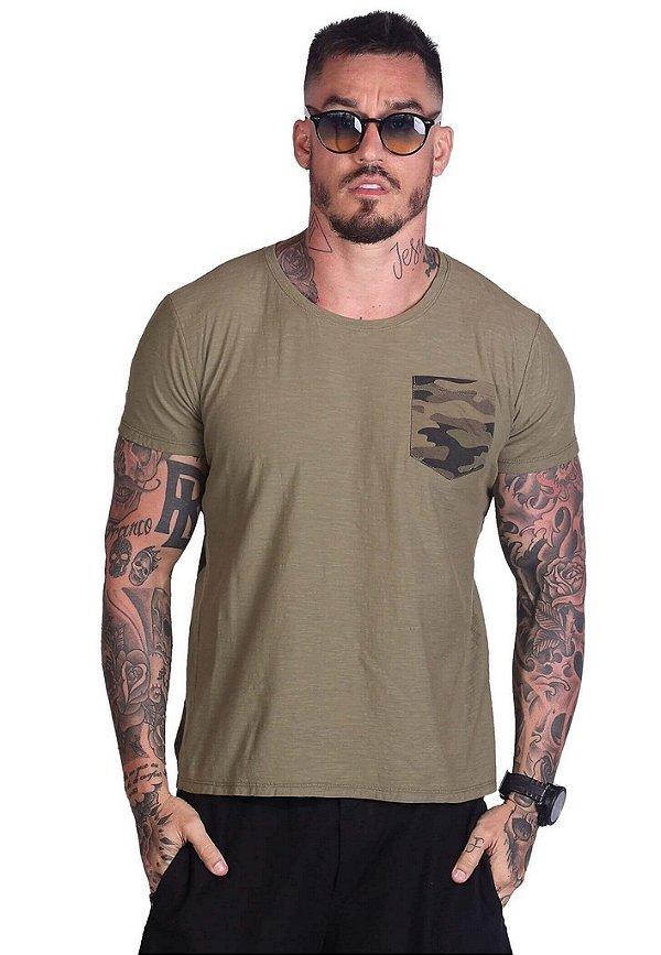 Camiseta Cammo
