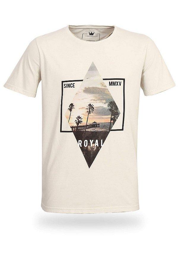 Camiseta Royal Beach