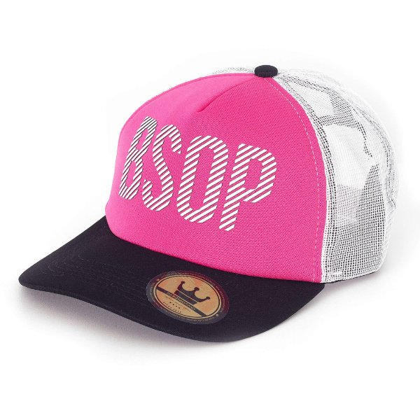 Boné BSOP Pink