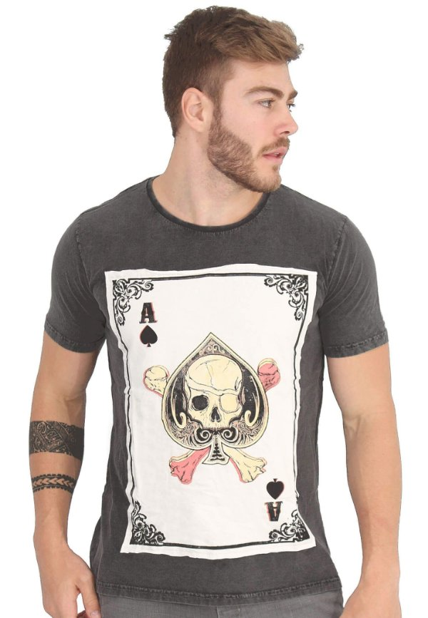 Camiseta Ace of Spades