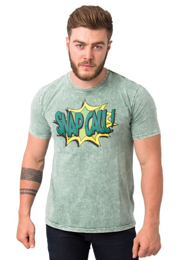 Camiseta Snapcall