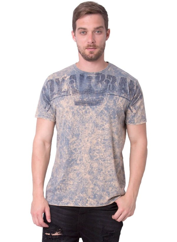 Camiseta Royal Brand