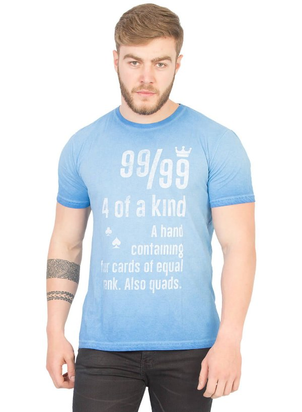 Camiseta Four of a Kind