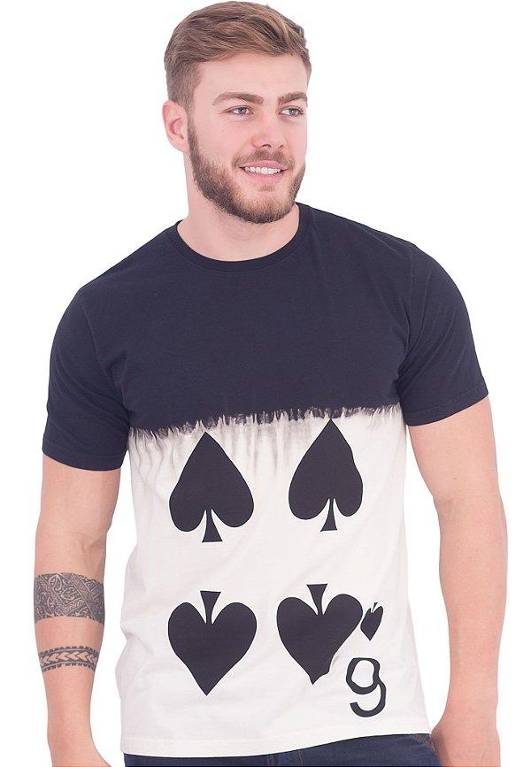 Camiseta Six of Spades