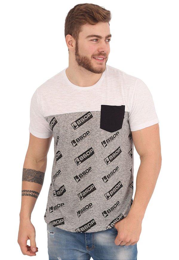 Camiseta BSOP Pocket