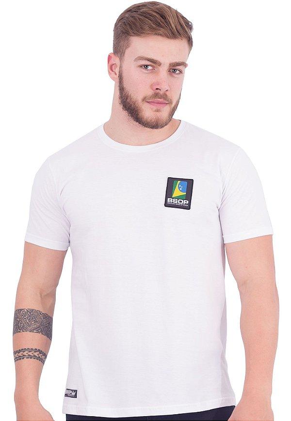 Camiseta BSOP Branco