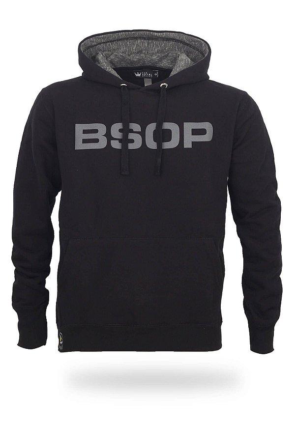 Moletom BSOP Black Degradê