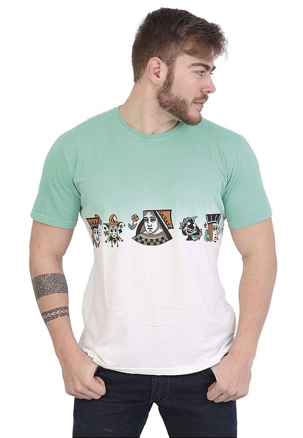 Camiseta Lucky Hand