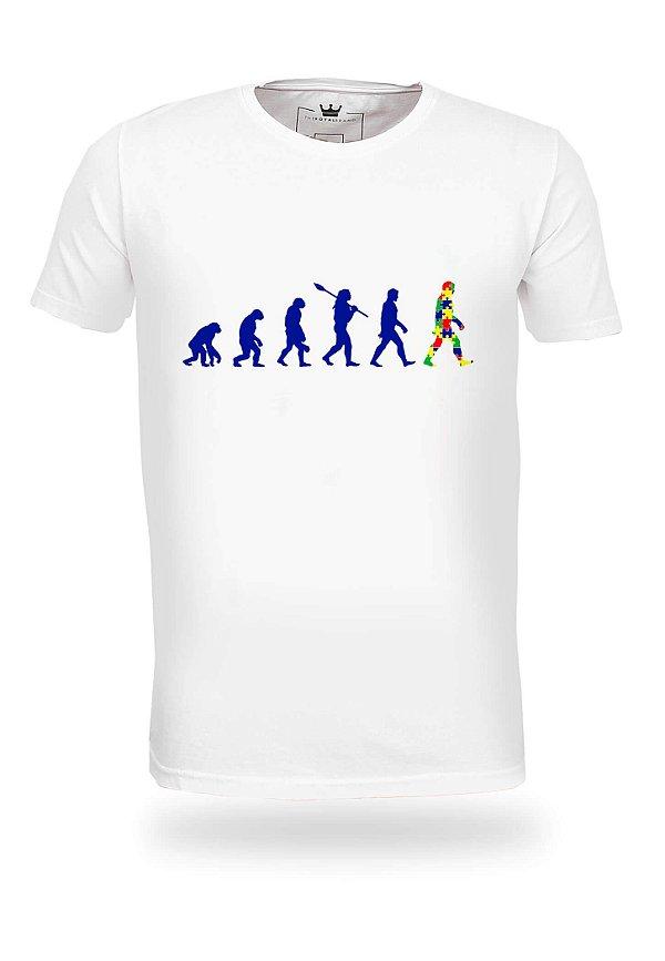 Camiseta Masculina Autistologos