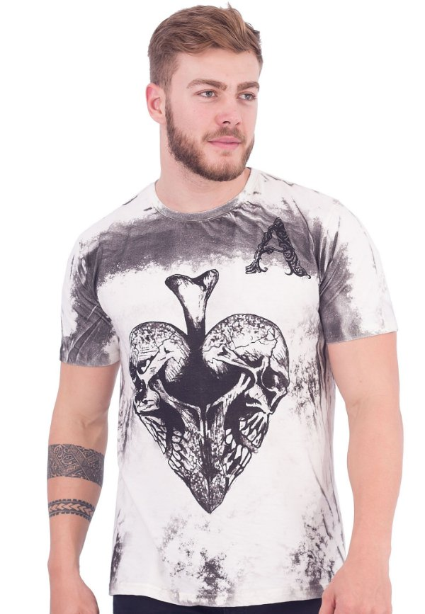 Camiseta The Ace of Skulls