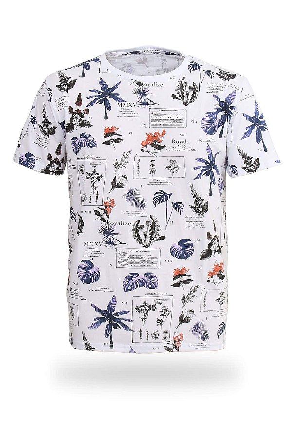 Camiseta Royalize Flowers