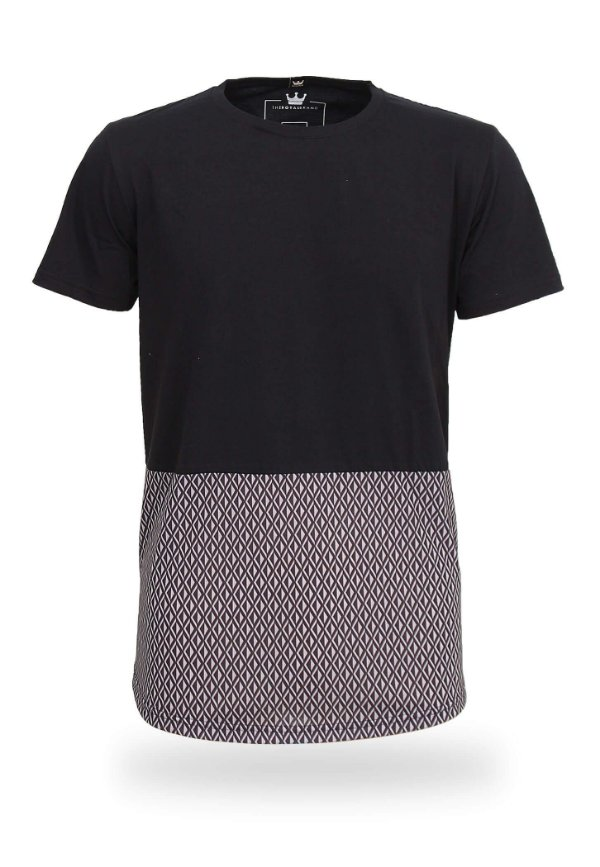 Camiseta Diamonds Black