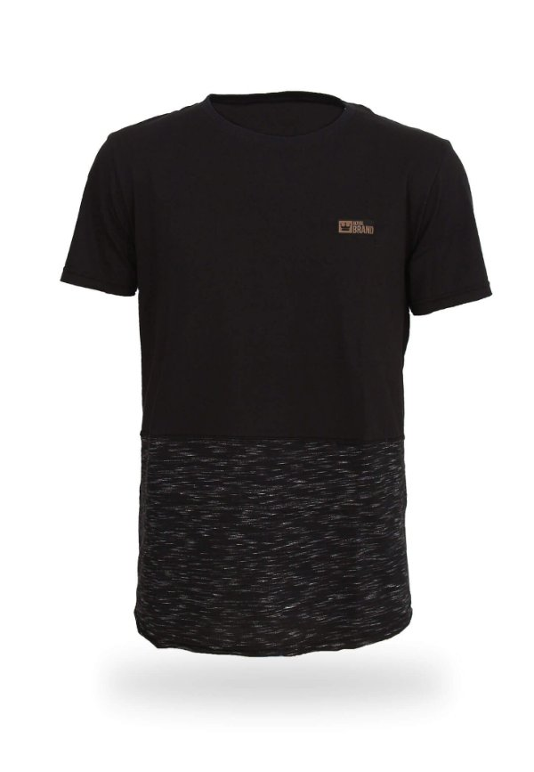 Camiseta Black Graphite