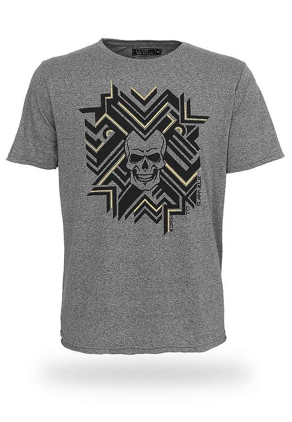 Camiseta Born to Gamble Skull
