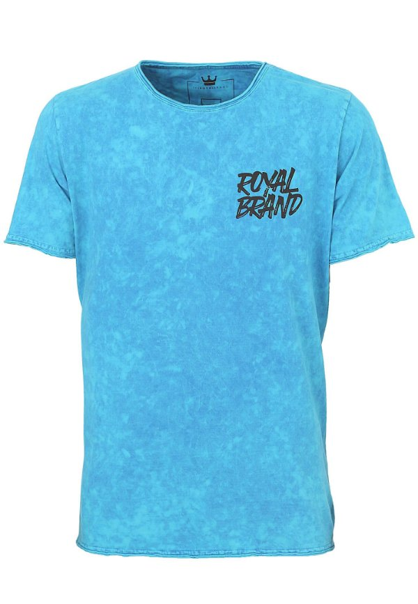 Camiseta Royal Brand Signature
