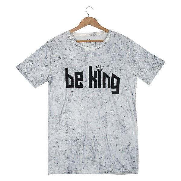 Camiseta Be King