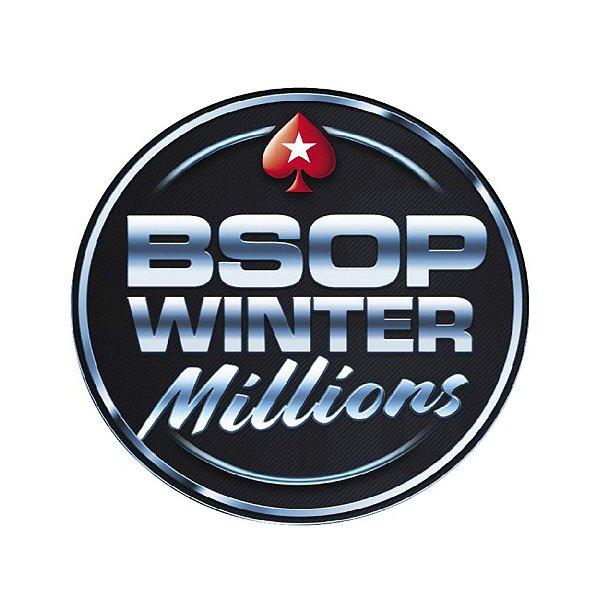 Mousepad BSOP Winter Millions
