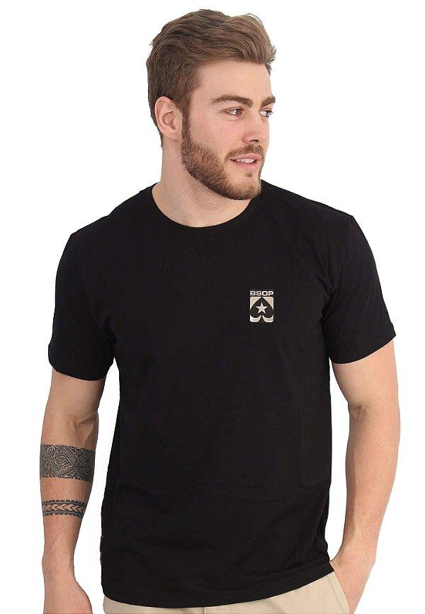 Camiseta BSOP Chrome We Are Poker