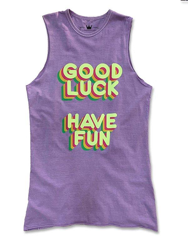 Vestido Good Luck Have Fun