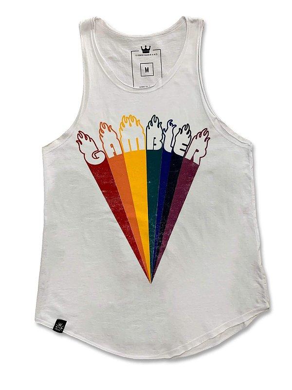 Regata Alongada Gambler Rainbow