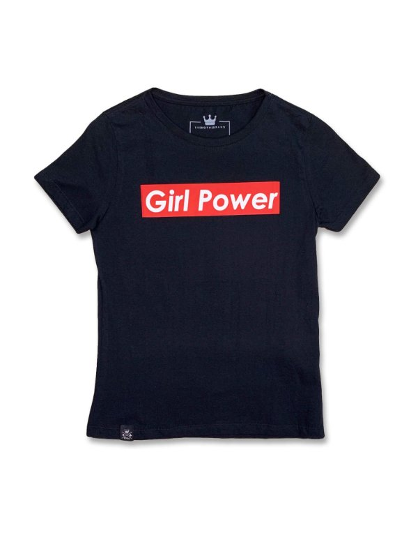 Camiseta Feminina Girl Power